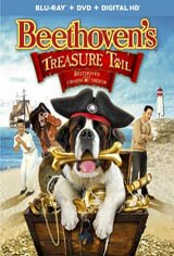 Beethoven's Treasure Tail Movie Poster