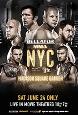 Bellator NYC: Sonnen vs. Silva Movie Poster