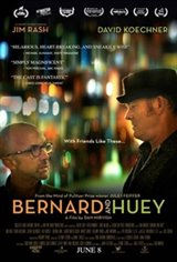 Bernard and Huey Movie Poster