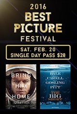 Best Picture Festival: Day One Movie Poster
