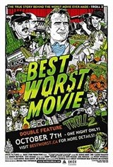 Best Worst Movie/Troll 2 - Double Feature Movie Poster