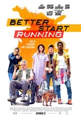 Better Start Running Movie Poster