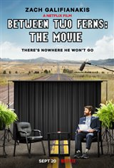 Between Two Ferns: The Movie Large Poster