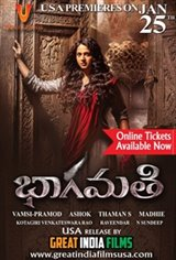 Bhaagamathie (Telugu) Movie Poster