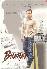 Bharat (Hindi) Movie Poster