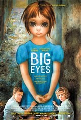 Big Eyes Movie Poster