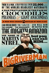 Big River Man Large Poster