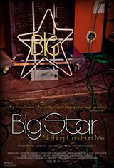 Big Star: Nothing Can Hurt Me Large Poster
