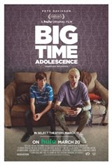 Big Time Adolescence Movie Poster