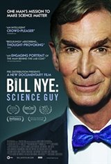 Bill Nye: Science Guy Movie Poster