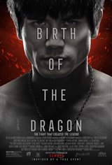 Birth of the Dragon Movie Poster