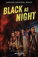 Black as Night (Amazon Prime Video) Movie Poster
