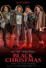 Black Christmas Movie Poster