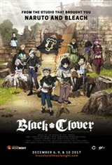 Black Clover Movie Poster
