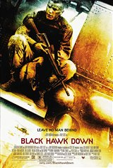 Black Hawk Down Movie Poster