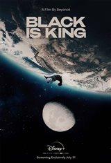 Black Is King (Disney+) Movie Poster