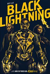 Black Lightning (Netflix) Movie Poster