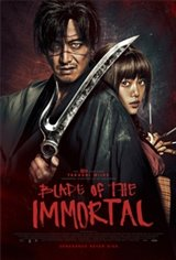 Blade of the Immortal (Mugen no jûnin) Movie Poster