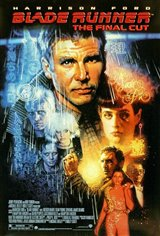 Blade Runner: The Final Cut Large Poster