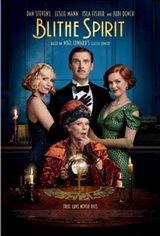 Blithe Spirit Movie Poster