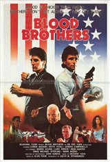 Blood Brothers (1990) Movie Poster