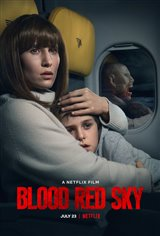 Blood Red Sky (Netflix) Movie Poster