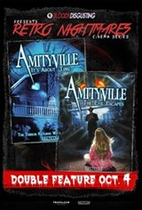 Bloody Disgusting Presents Amityville Double Feature Movie Poster