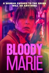 Bloody Marie Large Poster