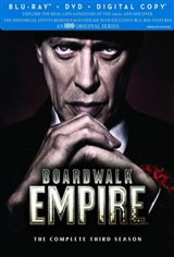 Boardwalk Empire: The Complete Third Season Movie Poster
