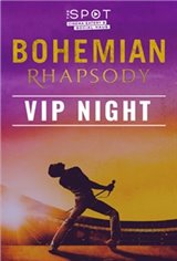 Bohemian Rhapsody VIP Night Movie Poster