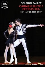 Bolshoi Ballet: Carmen Suite / Petrushka Movie Poster