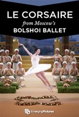 Bolshoi Ballet: Corsaire Movie Poster
