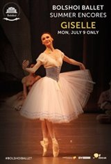 Bolshoi Ballet: Giselle ENCORE Movie Poster