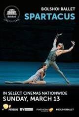 Bolshoi Ballet: Spartacus Movie Poster