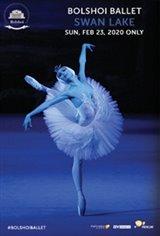 Bolshoi Ballet: Swan Lake Large Poster