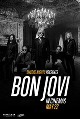 Bon Jovi From Encore Nights Movie Poster