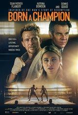 Born a Champion Movie Poster Movie Poster