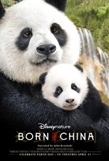 Born in China Movie Poster Movie Poster