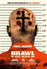 Brawl in Cell Block 99 Movie Poster