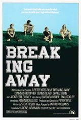 Breaking Away Movie Poster