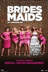 Bridesmaids 10th Anniversary Movie Poster