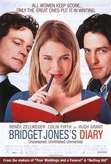 Bridget Jones's Diary Movie Poster
