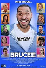Bruce!!!! Movie Poster