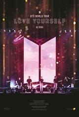 BTS World Tour Love Yourself in Seoul Movie Poster