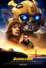 Bumblebee: An IMAX 3D Experience Movie Poster