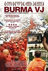 Burma VJ: Reporting From a Closed Country Movie Poster