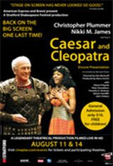 Caesar and Cleopatra (Encore) Movie Poster
