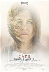 Cake (2015) Movie Poster