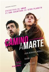 Camino a Marte Large Poster