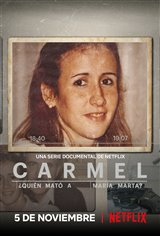 Carmel: Who Killed Maria Marta? (Netflix) Movie Poster